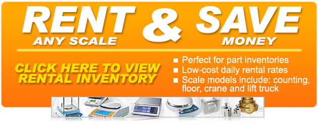 Scale Rental @ Grant Scale Company