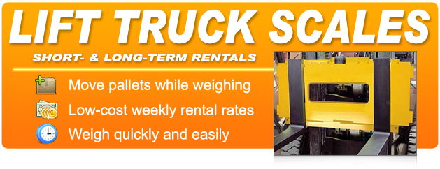Scale Rentals @ Grant Scale Company: Short-Term & Long-Term Scale Rentals