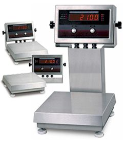 Bench Scales @ Grant Scale Company - For all your scale and weigh application needs